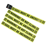 Kwik Goal Goal Safety Stickers