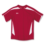 Under Armour Elite Soccer Jersey (Red)