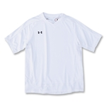 Under Armour Elite Soccer Jersey (White)