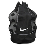 Nike Team Equipment Ball Bag (Black)
