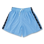 Yale Women's 5 Mesh Lacrosse Sticks Ribbon Short (Sk/Wh)