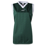 Vici Women's Sleeveless Turin Soccer Jersey (Dark Green)