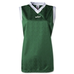 Vici Women's Sleeveless Turin Soccer Jersey (Green)