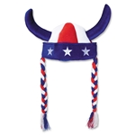 USA Viking Country Fun Hat