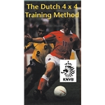 Dutch 4x4 Training Method Soccer DVD