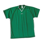 Vici Milan Soccer Jersey (Green/Wht)