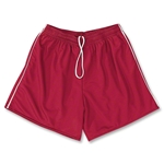 Vici Europa Soccer Shorts (Red)