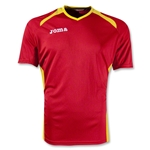 Joma Champion II Jersey (Red/Yellow)