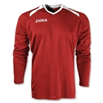 Joma Champion II Long Sleeve Jersey (Sc/Wh)