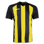 Joma Pisa 12 Jersey (Black/Yellow)