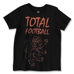 Objectivo Holland Lion Total Football Toddler Soccer T-Shirt