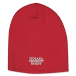 Indiana University Rugby Beanie (Red)