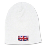 Great Britain Classic Beanie (White)