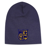Michigan Rugby Beanie (Navy)