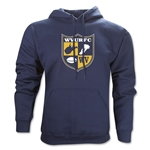 West Virginia University Rugby Hoody (Navy)