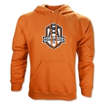Tulsa Roughnecks FC Soccer Hoody (Orange)