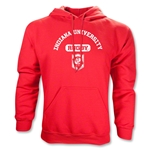 Indiana University Rugby Hoodie (Red)
