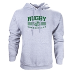 Rugby Connecticut Statement Hoody (Grey)