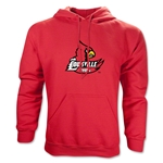University of Louisville Rugby Hoody (Red)