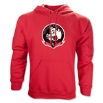 Portland Rugby Hoody (Red)