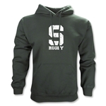 Michigan State University Rugby Hoodie (Faded Logo)