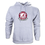 University of Alabama Rugby Hoody (Gray)