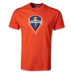 Southaven Chargers Soccer T-Shirt (Orange)