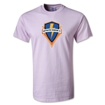 Southaven Chargers Soccer T-Shirt (Pink)