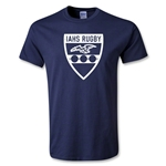 Rugby Iowa T-Shirt (Navy)