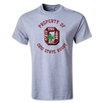 Property of Ohio State Rugby T-Shirt (Gray)