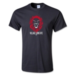 Village Lions Rugby T-Shirt (Black)