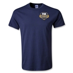 Fox Soccer Badge T-Shirt (Navy)