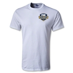 Fox Soccer Badge T-Shirt (White)