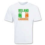 Ireland Lacrosse T-Shirt (white)