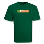 Ireland Lacrosse T-Shirt (green)