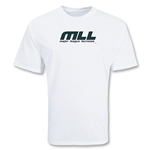 Major League Lacrosse T-Shirt (White)