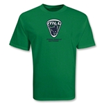 Major League Lacrosse T-Shirt (Green)