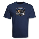 Charlotte Hounds MLL Lacrosse T-Shirt (Navy)