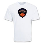 Hamilton Nationals MLL Lacrosse T-Shirt (White)