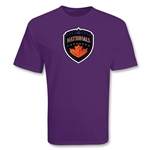 Hamilton Nationals MLL Lacrosse T-Shirt (Purple)