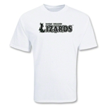 Long Island Lizards MLL Lacrosse T-Shirt (White)