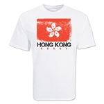 Hong Kong Country Rugby Flag T-Shirt