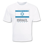 Israel Country Rugby Flag T-Shirt