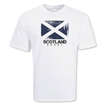 Scotland Country Rugby Flag T-Shirt