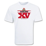 England Country XV Rugby T-Shirt (White)