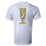 Utopia Follow Me T-Shirt (White)
