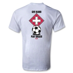 Utopia Give Blood T-Shirt (White)