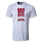 Utopia Save Big T-Shirt (White)