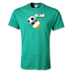 Utopia Ireland Football T-Shirt (Green)
