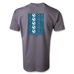 Utopia Soccer Addict T-Shirt (Dark Gray)